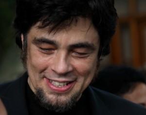 Benicio del Toro en La Habana, 30 de julio de 2009.