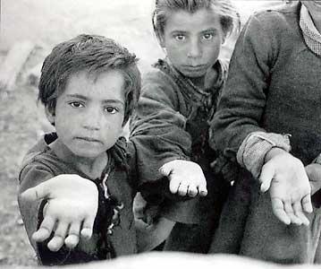pobreza. Foto Archivo