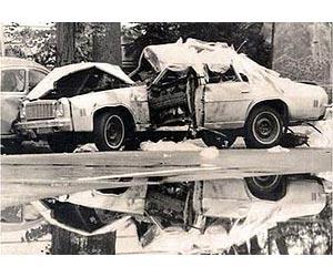 Orlando Letelier y Ronnie Moffitt son asesinados cuando su auto iba por la avenida Massachusetts en Washington DC