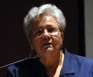 Gladys Bejerano Portela, vicepresidenta del Consejo de Estado y Contralora General de la República. AIN FOTO/Omara GARCIA MEDEROS