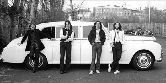 The Beatles. (Foto de Archivo, no está relacionada con la nota)