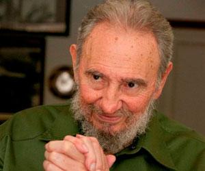 Fidel Castro Ruz. Foto: Roberto Chile