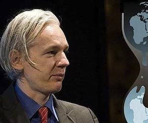 Fundador del portal de Internet Wikileaks, el australiano Julian Assange