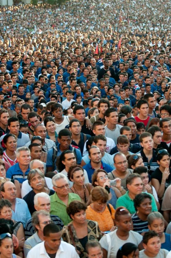 La Universidad de Fidel. Foto: Roberto Chile