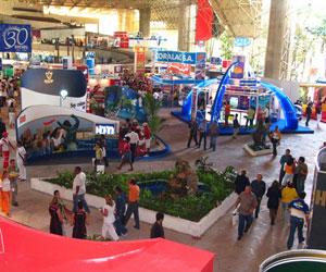 Expocuba, recinto ferial de La Habana