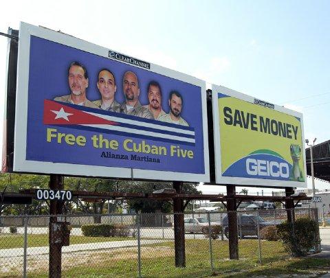 Vaya electrónica en Miami dedicada a los Cinco