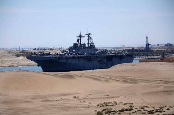 LIBYA-POLITICS-UNREST-US-MILITARY-SHIPS-EGYPT