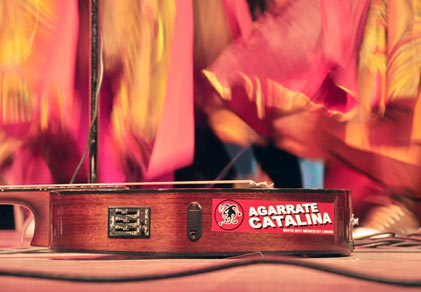 Agárrate Catalina. Foto: Kaloian
