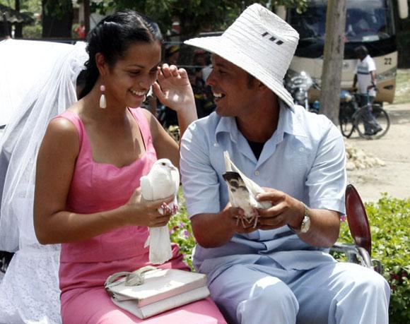 Amor y paz. Foto: Ismael Francisco/Cubadebate