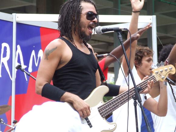 Los conciertos en Arte en La Rampa se realizarán de 6 a 8 de la noche. Foto archivo: Marianela Dufflar