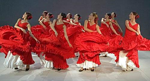 Ballet Lizt Alfonso. Foto de archivo