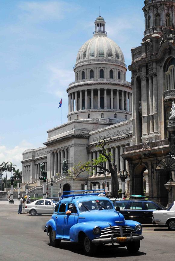 Hace calor en La Habana