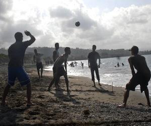 Playa de Baracoa, Guantánamo, Cuba