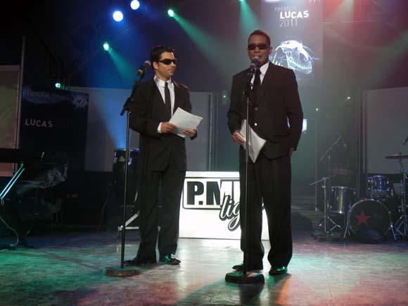 La Gala de Nominados a los Premios Lucas se efectuó el viernes 28 de octubre en el Salón Arcos de Cristal del Cabaret Tropicana. Foto: Marianela Dufflar.