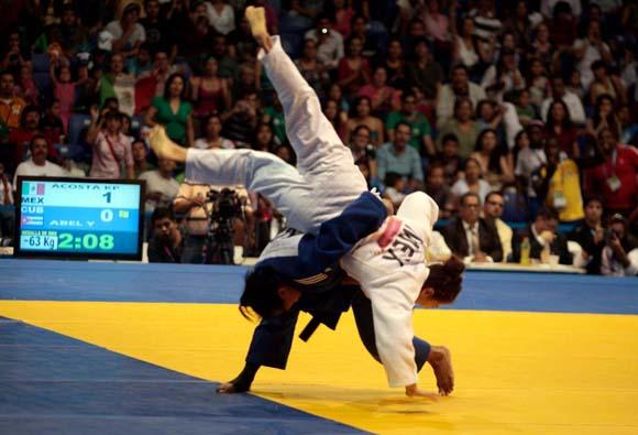 Judo Panamericano. Foto: Ismael Francisco