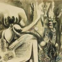 Venden en Nueva York obra de Wifredo Lam por 4 millones de dólares