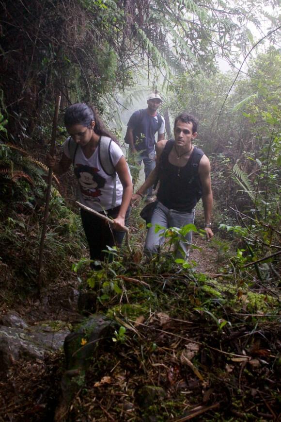 Jóvenes que ya alcanzan la cima. Foto: Alejandro Ramírez Anderson/Cubadebate.