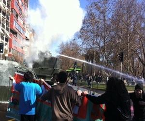 Chile represion