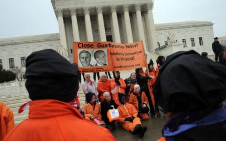 Activistas de todo el mundo apoyaron la huelga con un ayuno voluntario.