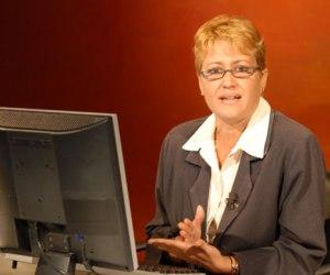 Aixa Hevia, vicepresidenta de la Unión de Periodistas de Cuba (UPEC). Foto ARchivo: Cubadebate