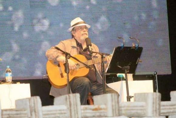 Silvio en Bolivia Foto EFE