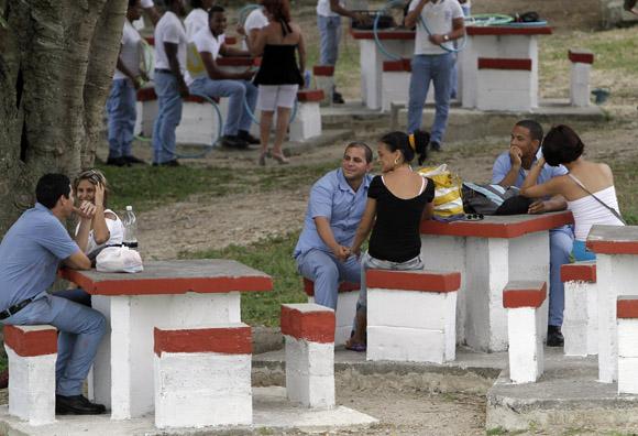 Centro de Jovenes de San Francisco de Paula. Foto: Ismael Francisco/Cubadebate.