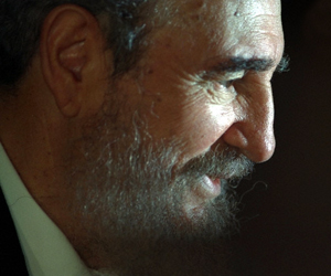 FIDEL CASTRO AT THE FAO INTERNATIONAL CONFERENCE
