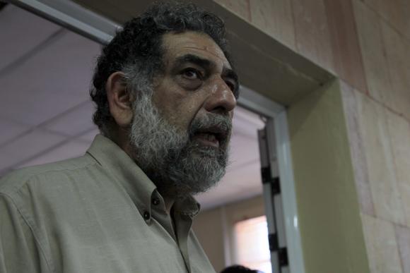 El editorialista de La Jornada, Pedro Miguel Arce. Foto: Ismael Francisco/Cubadebate