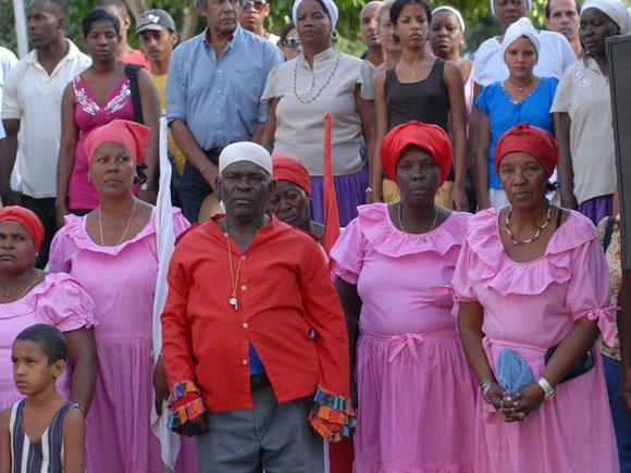 Descendientes de haitanos en Cuba mantienen sus tradiciones y costumbres. Foto de Archivo