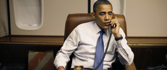 Barack Obama, presidente de los Estados Unidos, 2012. Foto: Archivo.