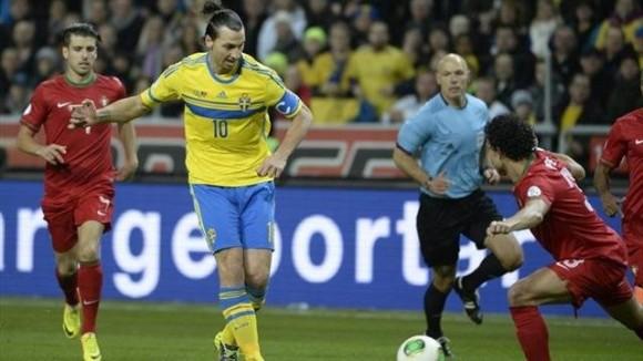 Ibrahimovic.