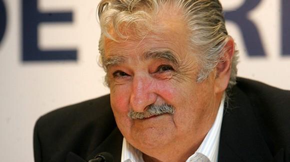José (Pepe) Mujica. Foto: EFE.