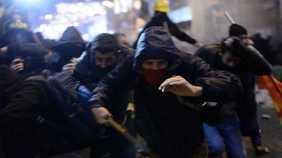 Policia Turquia