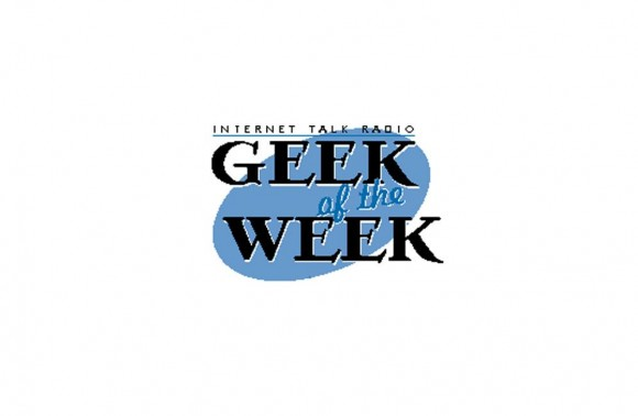 Logo de 'Geek of the Week'