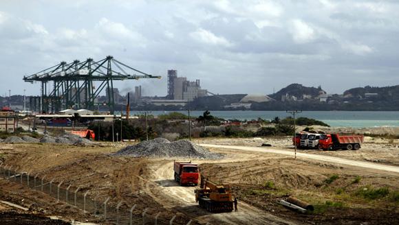 Zona de desarrollo Mariel. Foto: Ismael Francisco/Cubadebate.