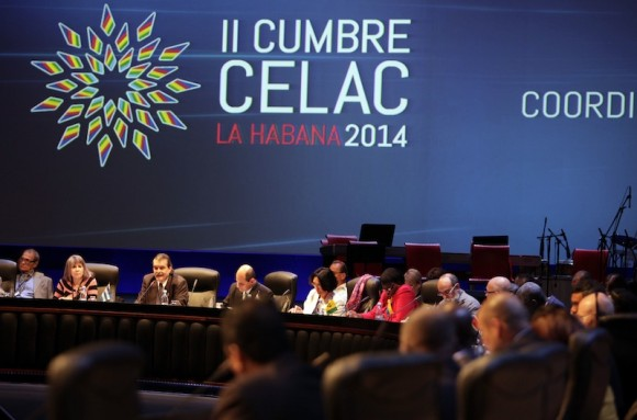 Inauguración de la CELAC. Foto: Ismael Francisco/ Cubadebate