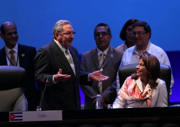 Clausura de la Cumbre de la CELAC, un mecanismo de integración. Foto: Ismael Francisco/ Cubadebate.