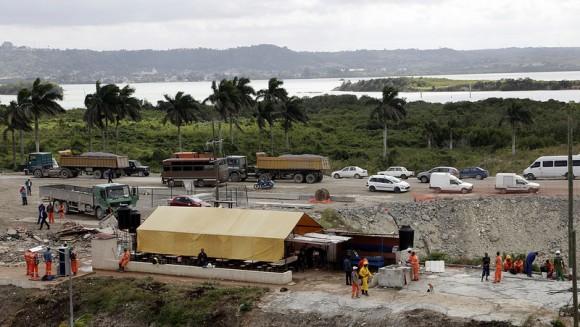 La Zona Especial albergará parques industriales de alta tecnología y zonas de actividades logísticas, comerciales y de servicios, además de una base de petróleo. Foto: Ismael Francisco/ Cubadebate
