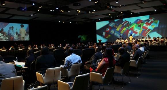 Inauguración de CELAC. Foto: Ismael Francisco/ Cubadebate