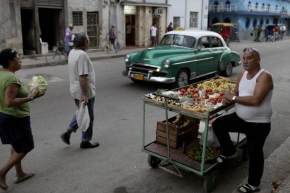Cuba. Foto: AP
