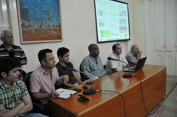 Presentan nuevo diseño de la web del periódico Granma. Foto: Ismael Francisco/Cubadebate