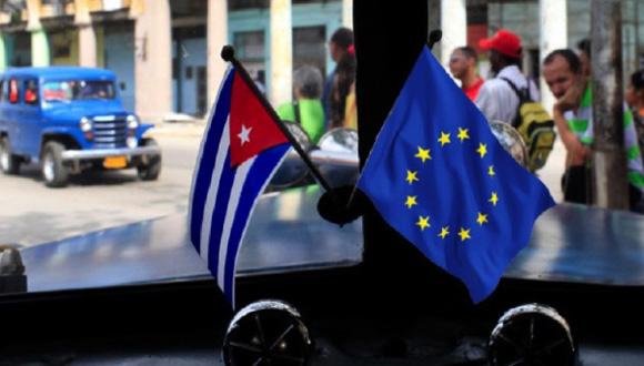 Cuba-Unión Europea A