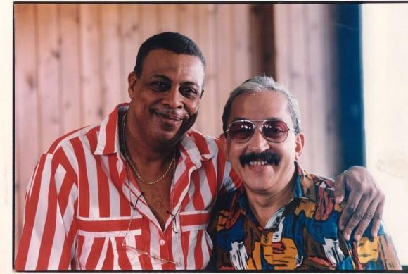 Chucho Valdés y Juan Formell.