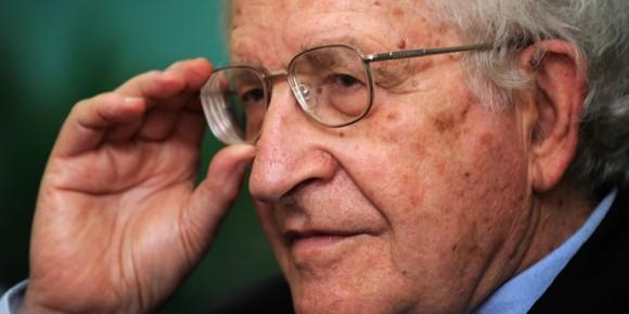 Noam Chomsky. Foto: Getty Images.