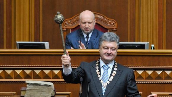 Presidente de Ucrania
