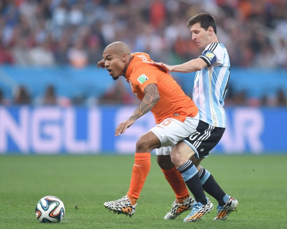Semi final - Netherlands vs Argentina