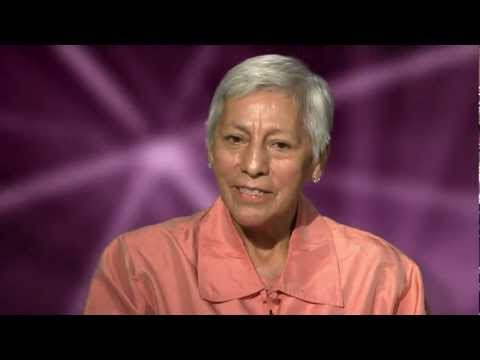 La fundadora y presidenta de CAII María Charito Kruvant.