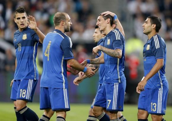 argentina gana a alemania