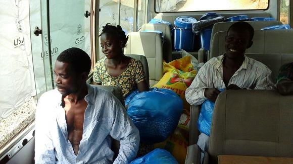 ébola en Liberia 5
