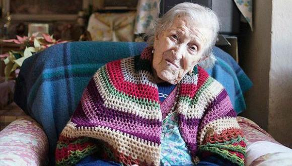 italiana longeva 115 años
